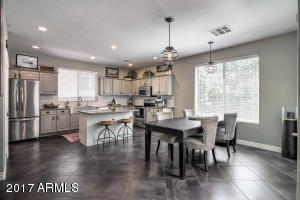 TOTALLY UPDATED KITCHEN....GORGEOUS STAINLESS STEEL APPLIANCES