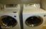 Washer & Dryer Stay!