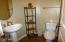 Downstairs guest bath.