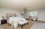 Master Bedroom great views of Golf Course