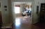 Entrance into the Den / Office / Third Bedroom