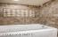 Bathroom has jetted tub--you will not want to leave!