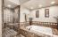 Extremely elegant and 5-star quality like separate shower and tub.