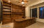 Casita Office with Built-ins and Ensuite Bathroom and Walk-In Closet