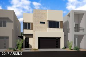 Exterior Elevation A Rendering