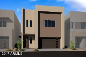 Exterior Elevation B Rendering