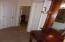 Hallway into second bedroom