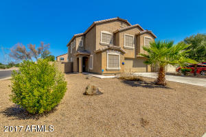 Two stories high, with a two car garage, and desert landscaping, your new home is waiting for you!