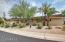 Spacious lot with mature landscaping.