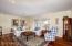 Light, bright formal living room area.