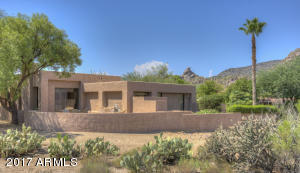 Very Special Desert Setting and Arizona Living at its Finest - At the Boulders 2040 E. Smoketree Drive