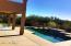 Beautiful pool with plenty of space for outdoor enjoyment
