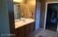 Master Bath Separate Tub & Shower