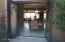 Enter your formal dining room from your entry courtyard.