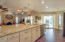 High-quality cabinetry and granite