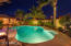 Beautiful pool and overall outdoor space