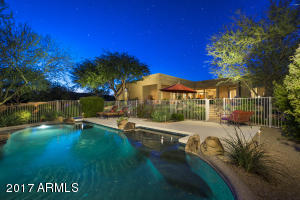 True Wow Factor With Ultimate Privacy on Approx. One Acre Lot