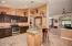 Granite Counters, Breakfast Bar
