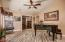 Tile Floors, Vaulted Ceiling, French Doors Take You To Bonus Room