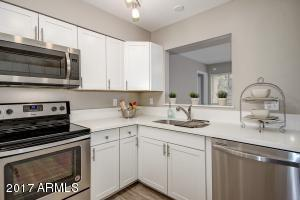 ALL NEW KITCHEN! Quartz Stone counters, white shaker cabinetry, sparkling new appliances & much more!