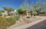 Mature easy to maintain desert landscaping.