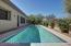 Heated pool & spa.