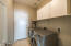 Laundry Room leads to the 2-Car Garage
