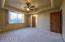 Bedroom 2 with En suite bathroom