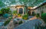 COURTYARD ENTRY TO HOME BEAUTIFULLY LANDSCAPED