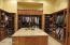 master closet, very impressive!