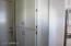 Kitchen wall pantry