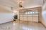 2 car garage with epoxy floors