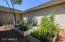 Garden area for Arcadia Grove homeowners