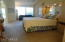 Master Bedroom with setting area