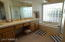 Master Bath separate shower and jetted Tub