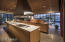 Gourmet kitchen w top of the line Gagganau appliances incl a steam oven, warming drawer, 2 dishwashers, prep sink, Teppanaki grill and Dornbracht fixtures