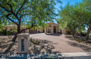 11951 E DESERT TRAIL Road, Scottsdale, AZ 85259