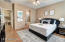 THE SPLIT FLOOR PLAN GIVES YOU LOTS OF PRIVACY IN THE MASTER BEDROOM