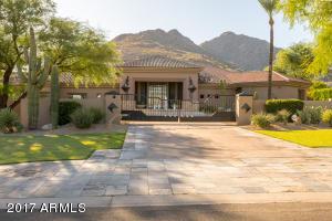 5102 N WILKINSON Road, Paradise Valley, AZ 85253