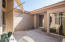 Courtyard to front door and to private casita