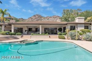 4551 E FOOTHILL Drive, Paradise Valley, AZ 85253