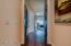 Double door entry into master bedroom 2