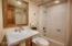 Bedroom #4 private full bath