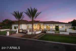 4901 E BUTLER Drive, Paradise Valley, AZ 85253