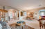 Open formal living/dining area as you enter the home.