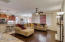 Great room floorplan, open and bright.