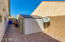 Large side yard - storage shed included! RV Gate, side access door.