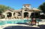 Resort-style heated pool and spa for your enjoyment