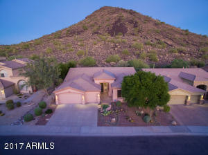 Mountain Views, serene setting, 3 car garage, McDowell foothills, Scottsdale, 85259