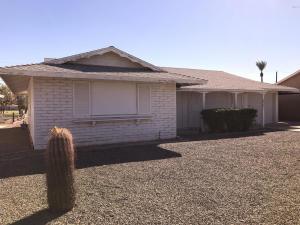 10731 W EL DORADO Drive, Sun City, AZ 85351